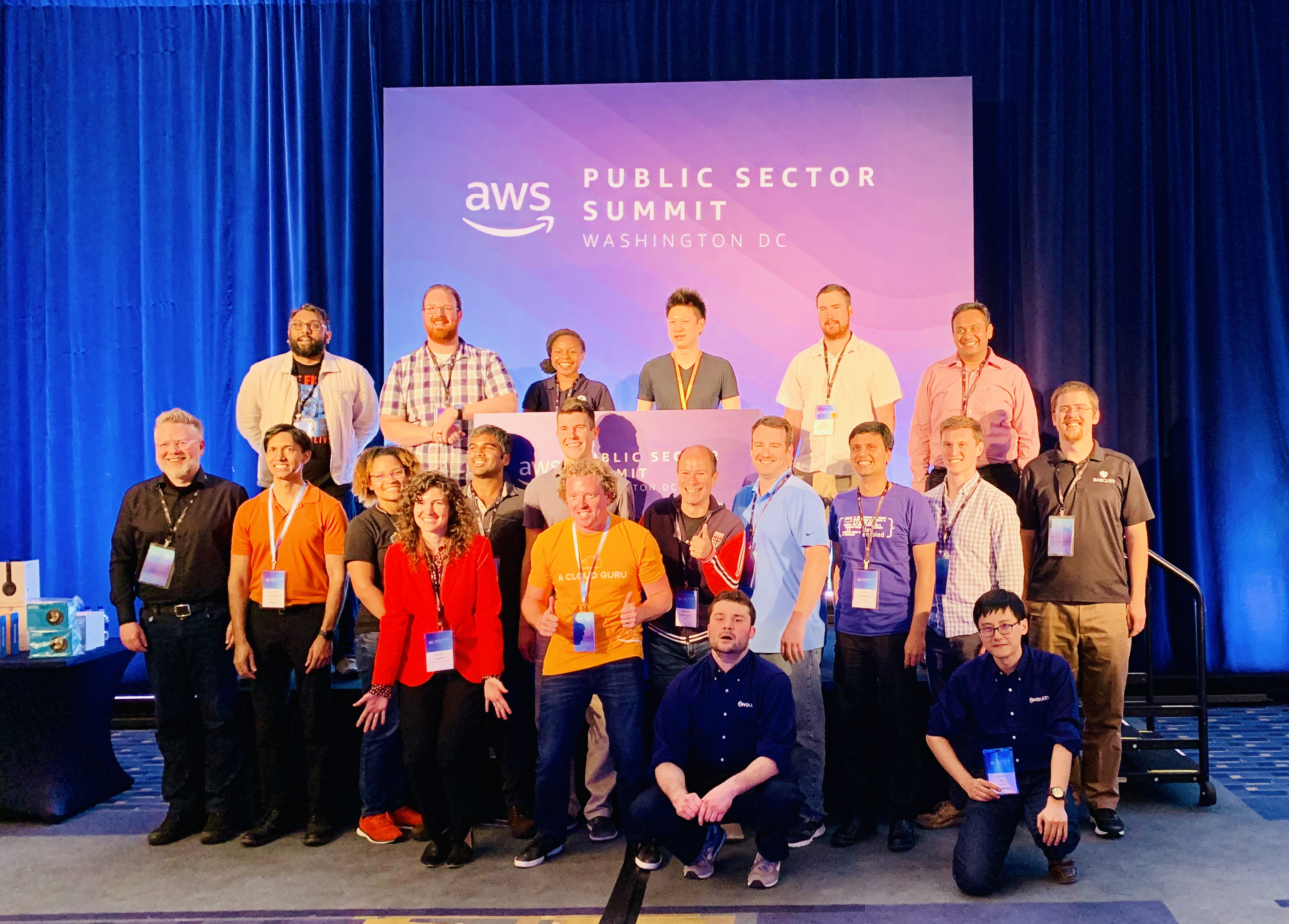 Building a Developer Community in the Public Sector | AWS